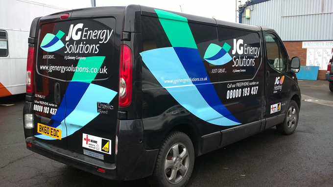 Tips on how to choose the right company for vehicle graphics