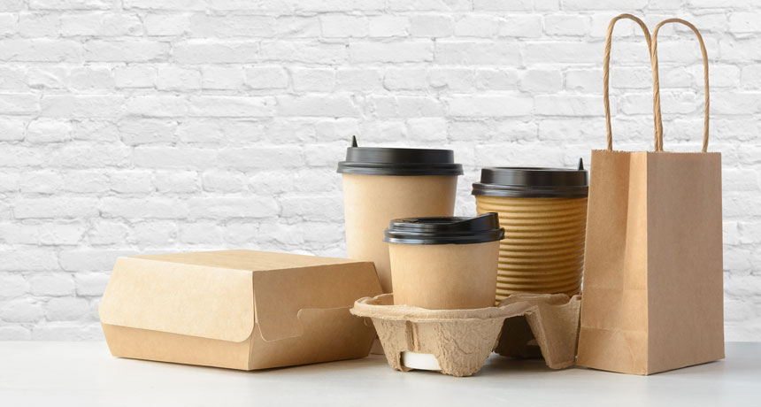 Benefits of Using Compostable Takeaway Containers