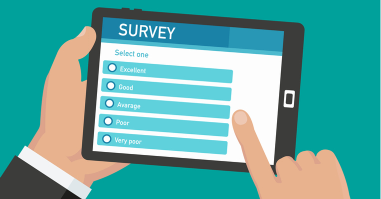 The basic format of a survey